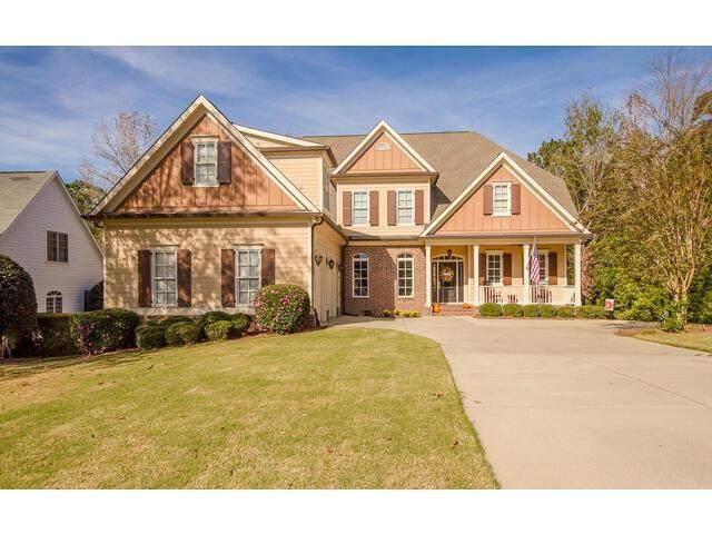 512 Thompkins Lane, Evans, GA 30809 (MLS #463269) :: Southeastern Residential