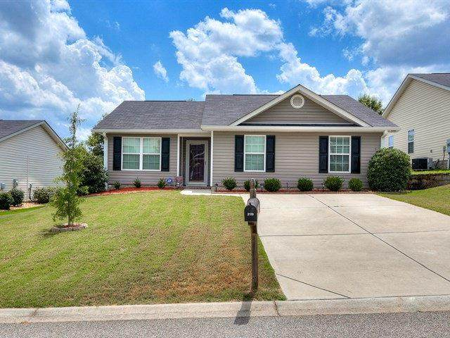 2119 Winding Trail Road, Graniteville, SC 29829 (MLS #464258) :: Young & Partners