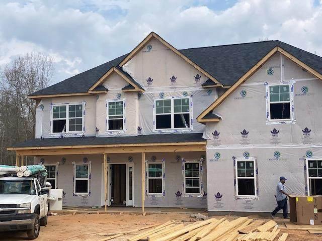 4129 Johnson Branch Road, Hephzibah, GA 30815 (MLS #465099) :: Better Homes and Gardens Real Estate Executive Partners