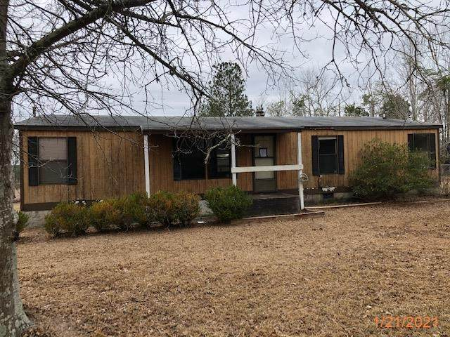 417 Dry Branch Road, Aiken, SC 29803 (MLS #465752) :: Melton Realty Partners
