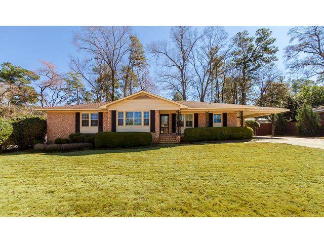 1106 Northwood Road, Augusta, GA 30909 (MLS #466001) :: Better Homes and Gardens Real Estate Executive Partners