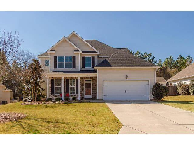 7968 Canary Lake Road, North Augusta, SC 29841 (MLS #466281) :: Melton Realty Partners