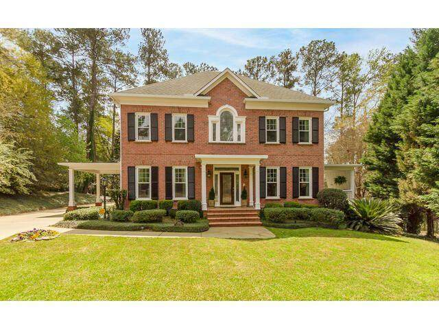 3555 Granite Way, Martinez, GA 30907 (MLS #466964) :: Southeastern Residential