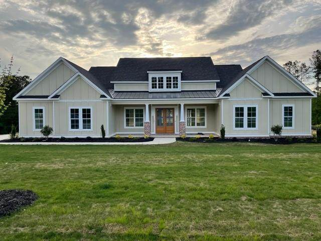 3765 Knob Hill Farm Road, Evans, GA 30809 (MLS #467195) :: Southeastern Residential
