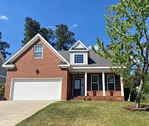 1119 Hunters Cove, Evans, GA 30809 (MLS #468330) :: McArthur & Barnes Partners | Meybohm Real Estate
