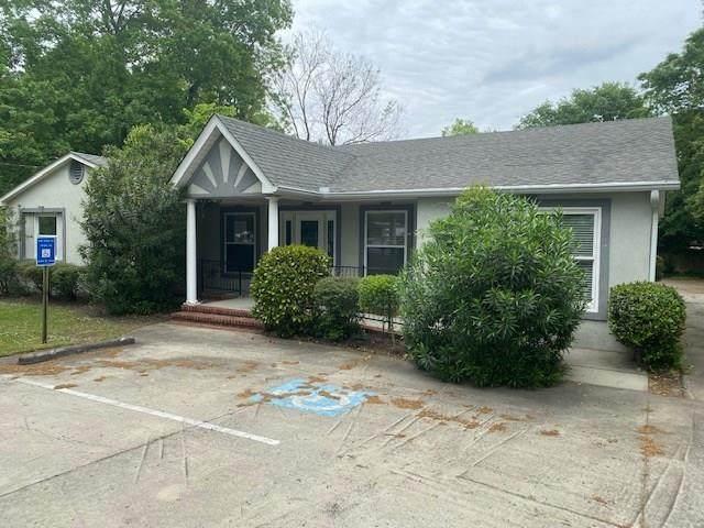 119 N Belair Road, Martinez, GA 30907 (MLS #468583) :: Rose Evans Real Estate