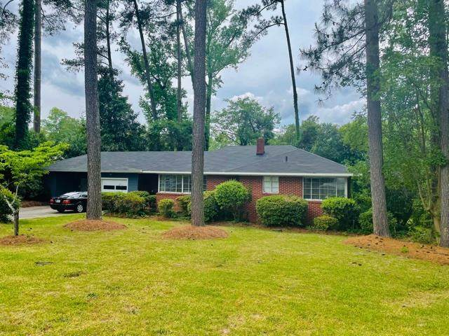 743 Malvern Lane, Augusta, GA 30909 (MLS #469224) :: Melton Realty Partners