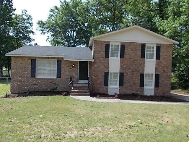 4436 Shadowmoor Drive, Martinez, GA 30809 (MLS #469415) :: Tonda Booker Real Estate Sales