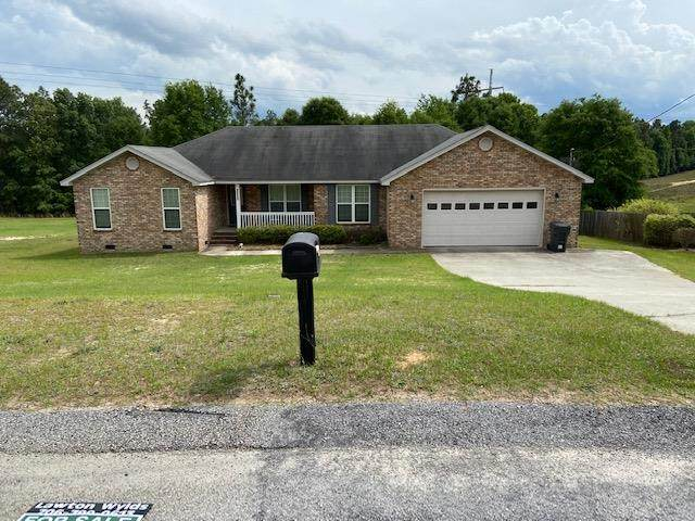 1559 Pineridge Drive E, Hephzibah, GA 30906 (MLS #469752) :: McArthur & Barnes Partners | Meybohm Real Estate