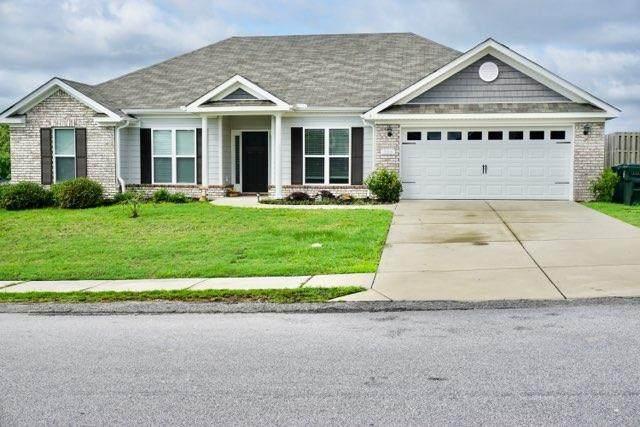 306 Baylor Drive, Graniteville, SC 29829 (MLS #471563) :: For Sale By Joe   Meybohm Real Estate