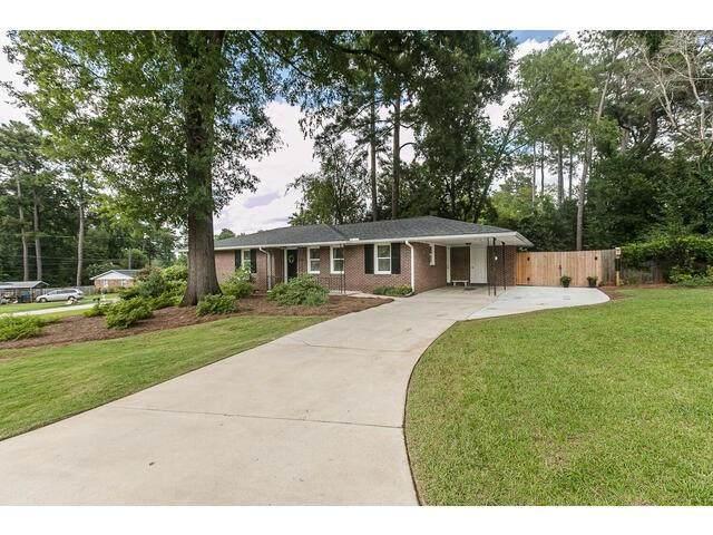 1200 Glenwood Drive, Augusta, GA 30904 (MLS #471844) :: The Starnes Group LLC