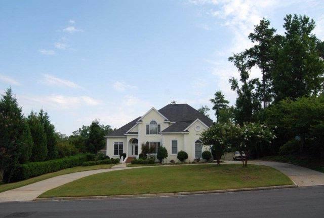 4175 Barhams Ridge, Evans, GA 30809 (MLS #472517) :: REMAX Reinvented | Natalie Poteete Team