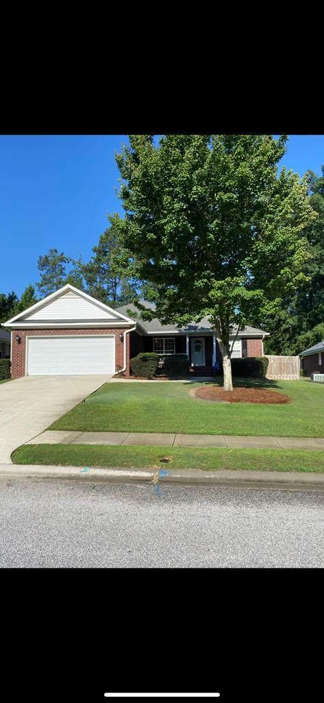 1344 Wendell Lane, Grovetown, GA 30813 (MLS #472696) :: The Starnes Group LLC