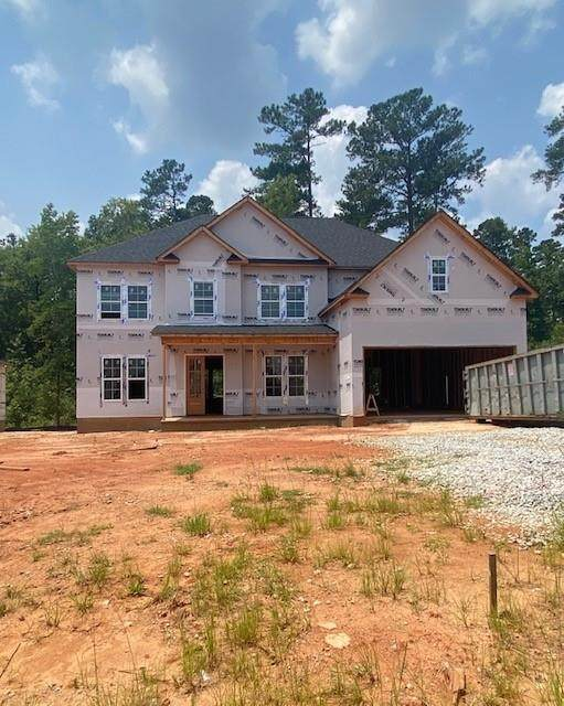 825 Nuttall Street, Evans, GA 30809 (MLS #473153) :: Young & Partners