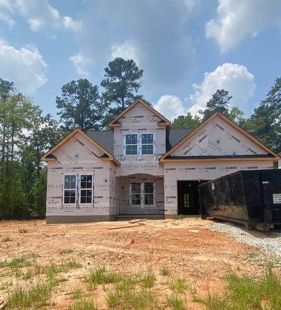 827 Nuttall Street, Evans, GA 30809 (MLS #473154) :: Young & Partners