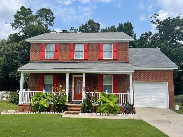1846 S Barton Drive, Augusta, GA 30906 (MLS #473161) :: Young & Partners