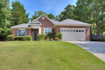 703 Harrison Drive, Evans, GA 30809 (MLS #473784) :: Melton Realty Partners