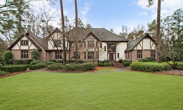 509 Regent Place, Augusta, GA 30909 (MLS #414568) :: Shannon Rollings Real Estate