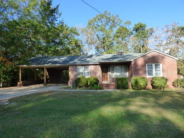 806 Church Street, Johnston, SC 29832 (MLS #415767) :: Melton Realty Partners