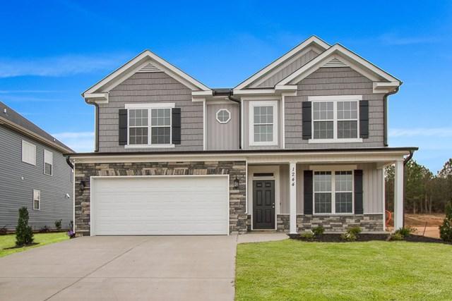 1244 Cobblefield Drive, Grovetown, GA 30813 (MLS #416274) :: Melton Realty Partners