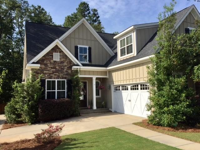 3817 Blue Springs Trace, Evans, GA 30809 (MLS #417711) :: Brandi Young Realtor®