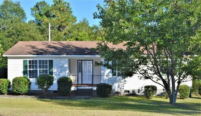 115 Saint John's Place, Warrenville, SC 29851 (MLS #418016) :: Shannon Rollings Real Estate