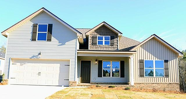1111 Bubbling Springs Drive, Graniteville, SC 29829 (MLS #418239) :: Melton Realty Partners