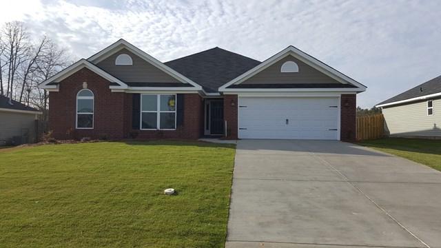2696 Ardwick  Drive, Hephzibah, GA 30815 (MLS #418935) :: Southeastern Residential