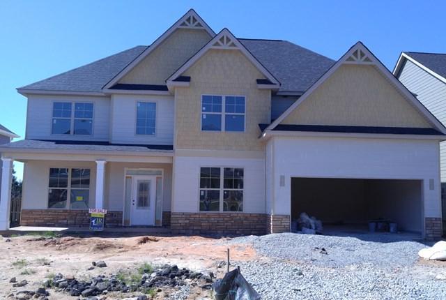 357 Bella Rose Drive, Evans, GA 30809 (MLS #419361) :: Shannon Rollings Real Estate