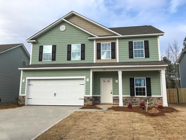 269 Tulip Drive, Evans, GA 30809 (MLS #419773) :: Shannon Rollings Real Estate