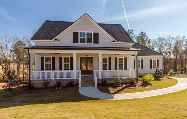 978 Bartram Ridge, Evans, GA 30809 (MLS #420170) :: Brandi Young Realtor®
