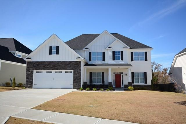 9034 Winterton Street, Evans, GA 30809 (MLS #420756) :: Brandi Young Realtor®