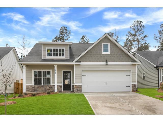 5800 Whispering Pines Way, Evans, GA 30809 (MLS #421466) :: Natalie Poteete Team