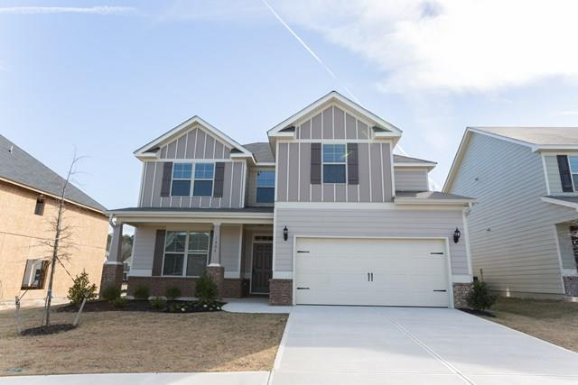 1307 Eldrick Lane, Grovetown, GA 30813 (MLS #421730) :: Shannon Rollings Real Estate