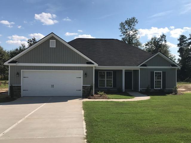 39 Murrah Road Ext, North Augusta, SC 29860 (MLS #422005) :: Melton Realty Partners