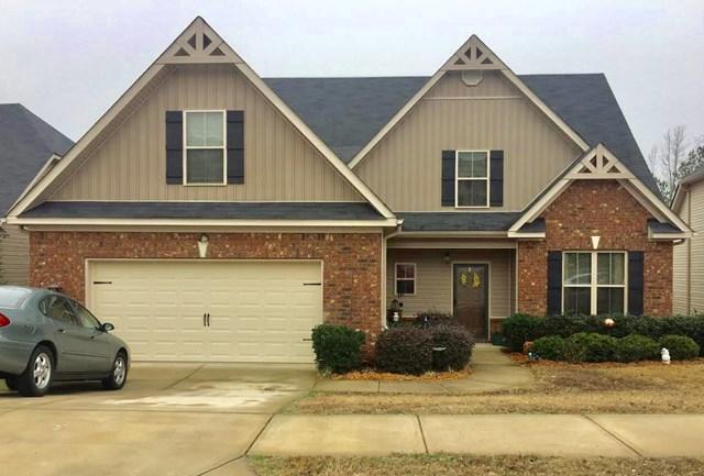 217 Kickham Lane, Grovetown, GA 30813 (MLS #422176) :: Brandi Young Realtor®