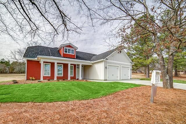 360 Misty Morning Court, Aiken, SC 29805 (MLS #422696) :: Natalie Poteete Team