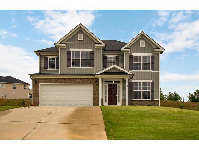 1719 Ethan Way, Hephzibah, GA 30815 (MLS #424237) :: Shannon Rollings Real Estate