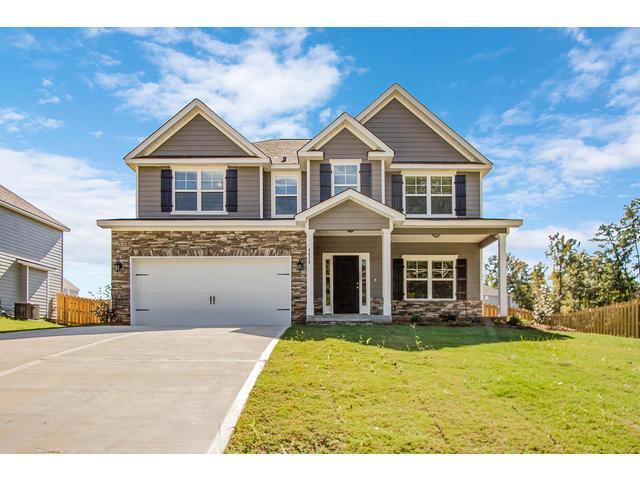 4620 Hickory Drive, Evans, GA 30809 (MLS #426838) :: REMAX Reinvented | Natalie Poteete Team