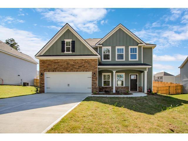 4614 Hickory Drive, Evans, GA 30809 (MLS #426839) :: REMAX Reinvented | Natalie Poteete Team