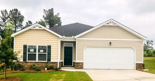 1009 Fawn Forest Road, Grovetown, GA 30813 (MLS #428309) :: Natalie Poteete Team