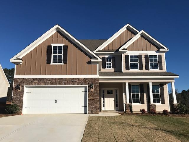 775 Houston Lake Drive, Evans, GA 30809 (MLS #432385) :: Southeastern Residential