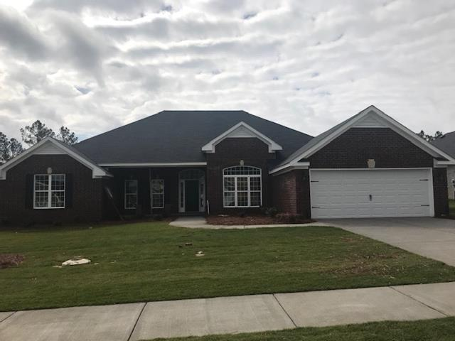 4826 Ken Miles Drive, Hephzibah, GA 30815 (MLS #433042) :: Meybohm Real Estate