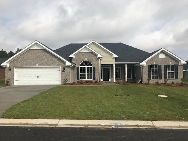 4821 Ken Miles Drive, Hephzibah, GA 30815 (MLS #434056) :: Meybohm Real Estate
