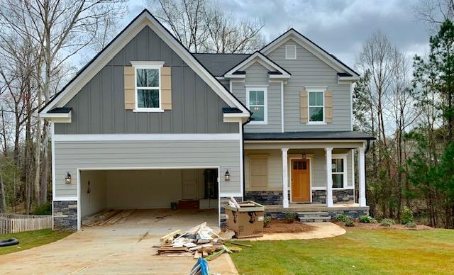 1117 Waltons Pass, Evans, GA 30809 (MLS #435360) :: Shannon Rollings Real Estate