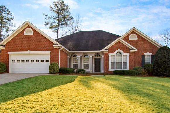 313 Barnsley Drive, Evans, GA 30809 (MLS #435756) :: Shannon Rollings Real Estate