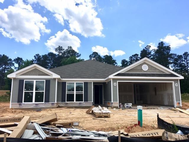 7037 Hanford Drive, Aiken, SC 29803 (MLS #436986) :: Shannon Rollings Real Estate