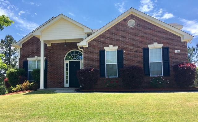 140 Weyanoke Court, Aiken, SC 29803 (MLS #438110) :: Shannon Rollings Real Estate