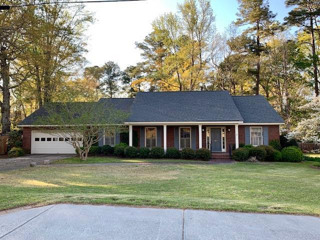 631 Dogwood Drive Ne, Thomson, GA 30824 (MLS #438313) :: Melton Realty Partners