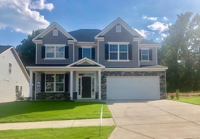 183 Caroleton Drive, Grovetown, GA 30813 (MLS #440925) :: Young & Partners